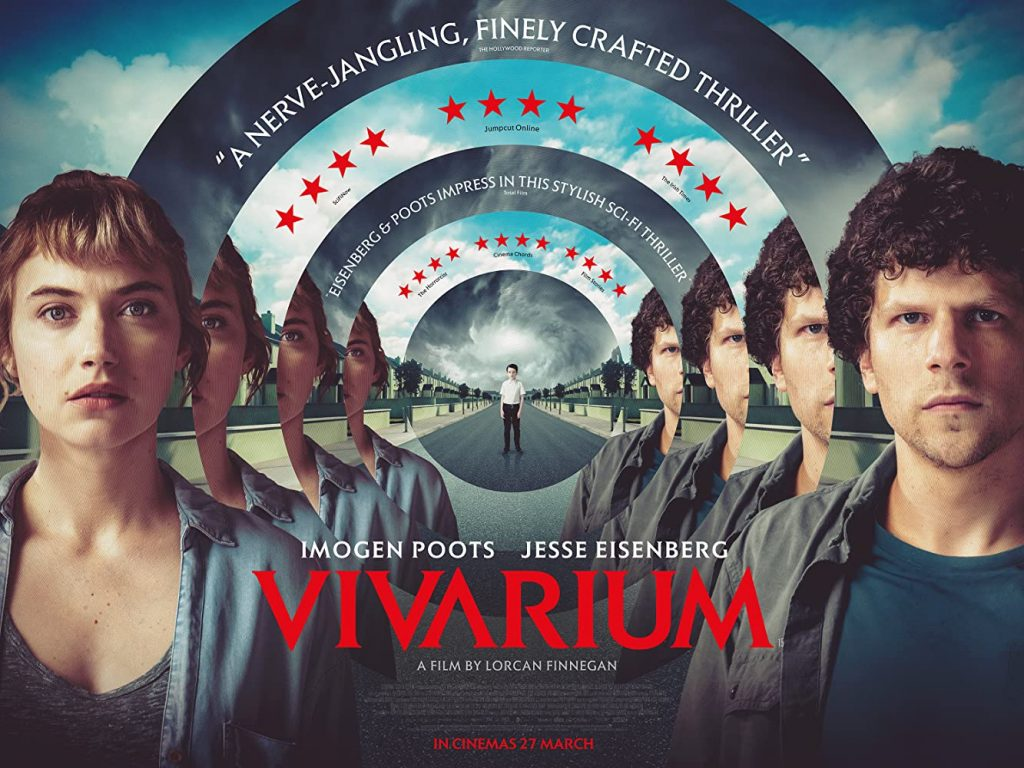 Cover film Vivarium (2019)
